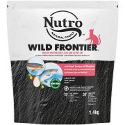 Nutro Wild Frontier Chat Saumon & Poissons Blancs, face