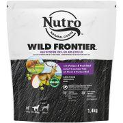 Nutro Wild Frontier Chien Cerf & Bœuf