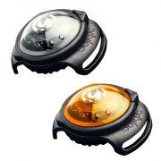 Orbiloc Lampe de sécurité Dual Lights, jaune et noir
