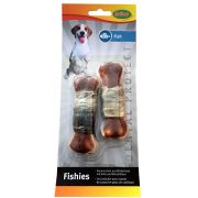 Os à mâcher pressé Fishies