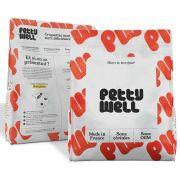 Croquettes Petty Well à la volaille pour chat, sac de 2 kg