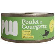 Boîte 400 g Petty Well Chien Pâtée Poulet