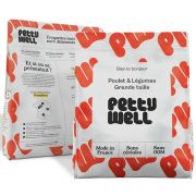 Croquettes Petty Well au Poulet pour grand chien, sac de 2 kg