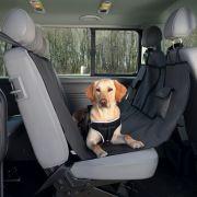 Protège siège de voiture avec 2 poches