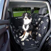 Protège siège de voiture polaire/nylon