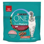 Croquettes Purina One DualNature pour chat stérilisé, saumon et cranberry