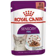 Sachet Royal Canin Sensory Feel Gravy pour chat