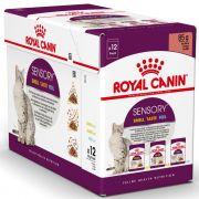 Multipack Royal Canin Sensory Gravy pour chat