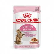 Royal Canin Chat Second Age Kitten Sterilised - Sauce