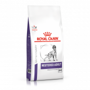 Croquettes Royal Canin veterinary Health Care Chien Neutered Medium Adult, sac