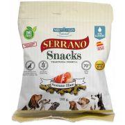 Snacks Serrano Mini Bones au jambon pour chien