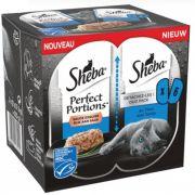 Barquettes Sheba Perfect Portions pour chat, au thon
