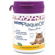 Soin dentaire Proden Plaque Off sp Buccosanté pour chat
