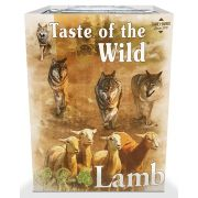 Taste of the Wild Tray Agneau et Poulet