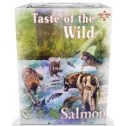 Taste of the Wild Tray Saumon et Hareng