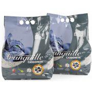 Litière Tranquille Carbonite Minérale pour chat, 2 sacs de 8 L