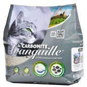 Tranquille Litière Minérale au Bicarbonate pour chat, 6,5 kg