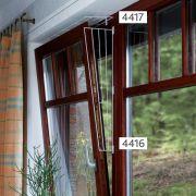 Trixie Grille de protection pour fenêtre