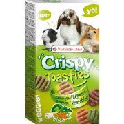 Versele Laga Crispy Toasties Légumes
