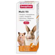 Vitamines pour rongeurs Multi-Vit 50 ml