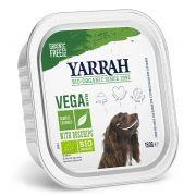 Yarrah Chien Bouchées Légumes Bio