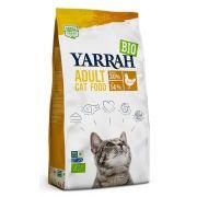 Yarrah Chat Croquettes Poulet Bio