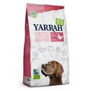 Yarrah Chien Sensible Croquettes Bio