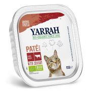 Yarrah Chat Pâtée Bœuf Et Poulet Bio