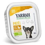 Yarrah Chien Pâtée Poulet Bio