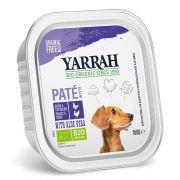 Yarrah Chien Pâtée Poulet Et Dinde Bio
