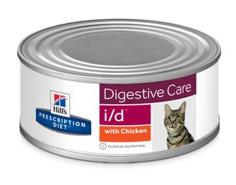 Hill´s Prescription Diet Feline I/D - Boîtes