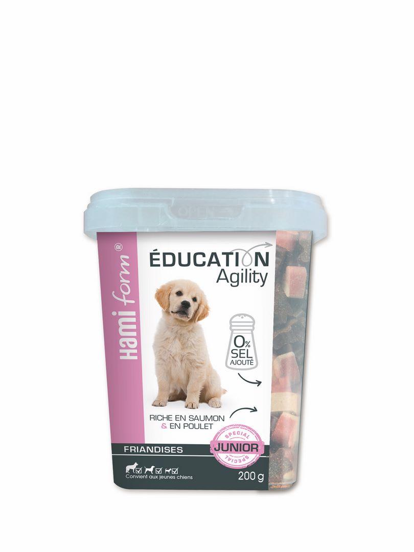 Friandise pour chien Junior Education Agility Hamiform