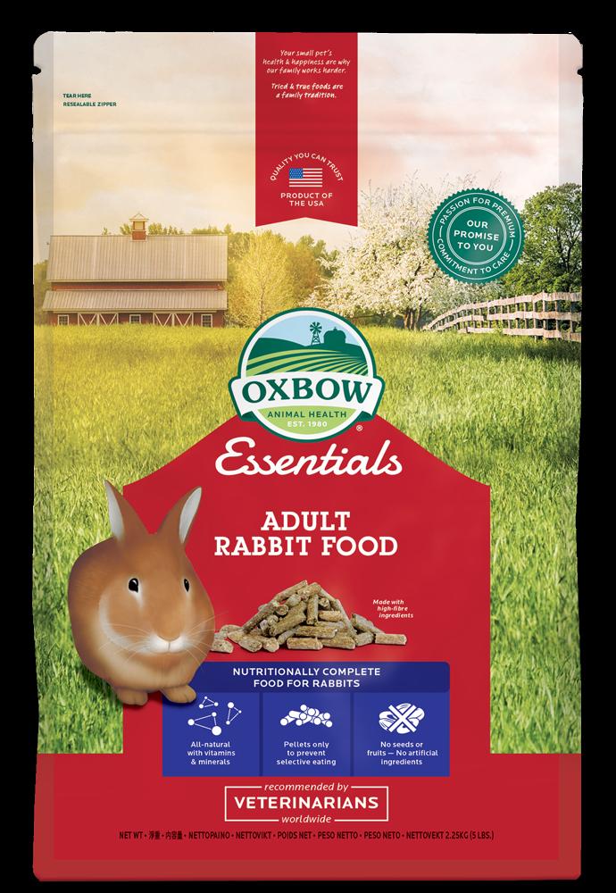 Oxbow Granulés Adult Rabbit